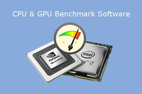 cpu gpu benchmark prestazioni misurazione
